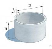 Кольцо сквозное КС 10-6 (Производство СПб)