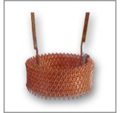 Элемент нагревательный для муфт термоусаживаемых, 400мм